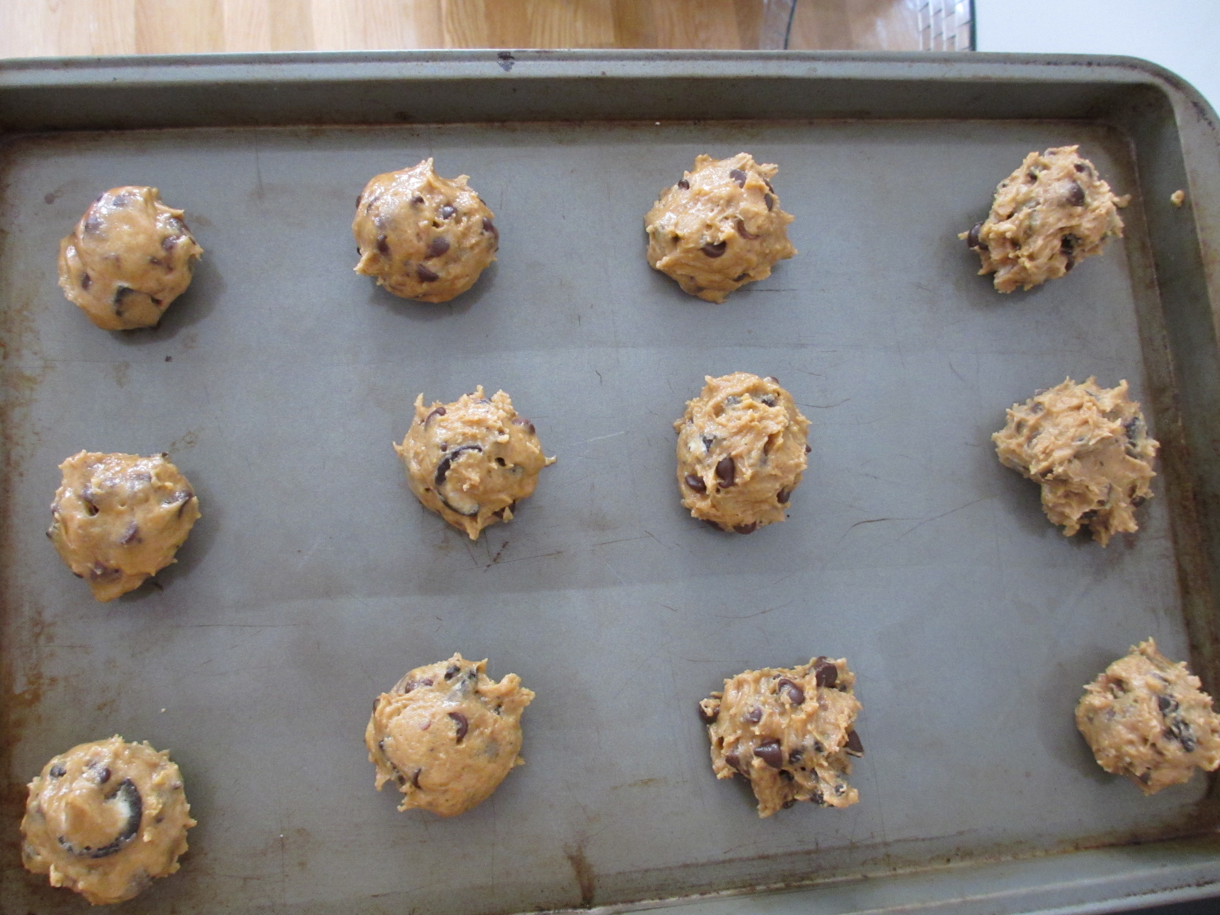 Triple Threat: Oreo's, Snicker's and Chocolate Chip Cookie
