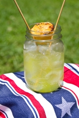 Non-traditional 4th of July Cocktail Recipes