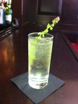 Celebrate the Olympics with Beacon Hill Hotel & Bistro's Record Thyme Cocktail Recipe