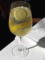 Italian White Wine Spritzer Recipe