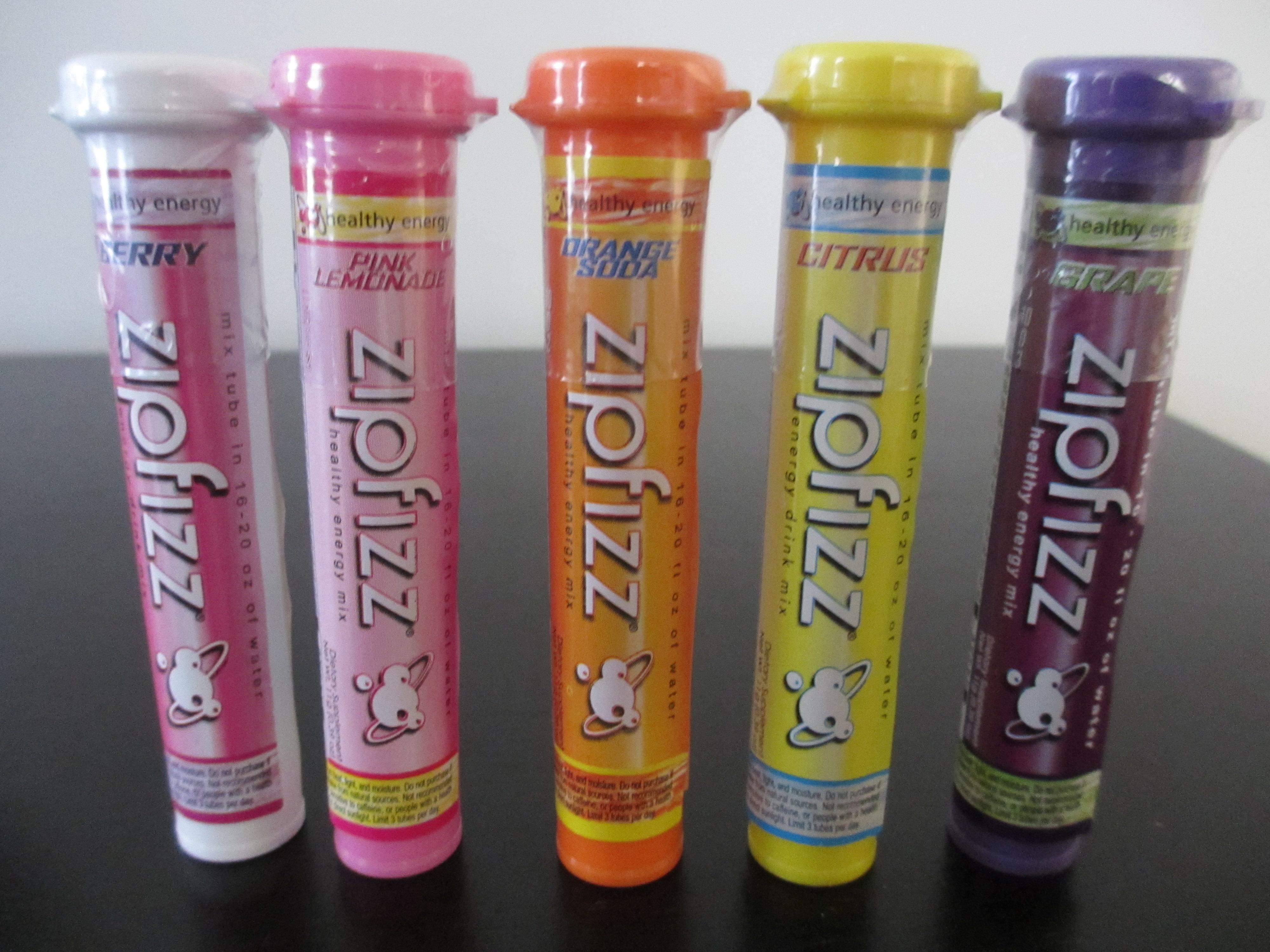 Zipfizz Healthy Energy Review + Giveaway