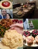 Scenes from my turkeyday