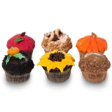 New Thanksgiving Collection at Crumbs cupcakes