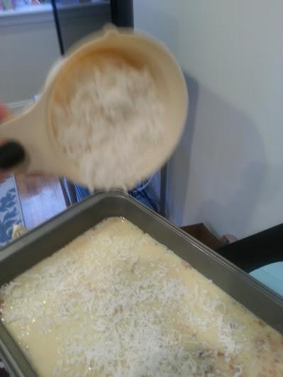 coconut layer