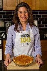 Easy Healthy Sweet Potato Pie Recipe from KatieWorkman
