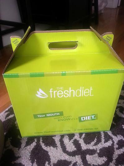 fresh diet box