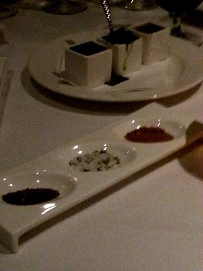 sauces and salts