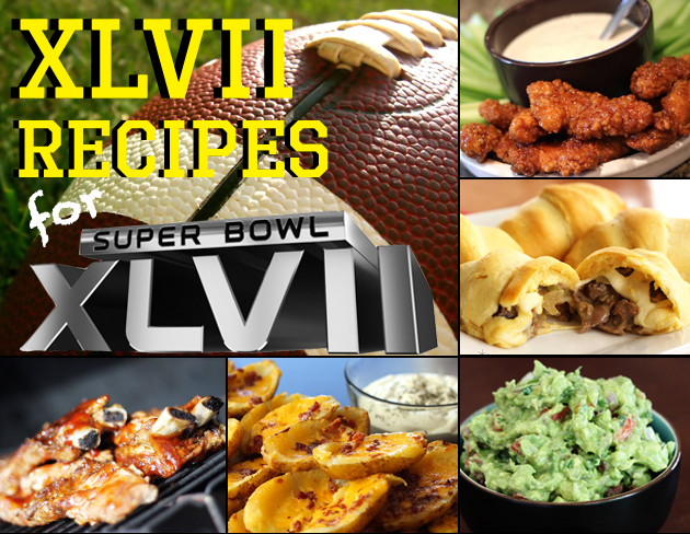 SuperBowlRecipes