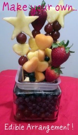 DIY to try: make your own Edible Arrangement