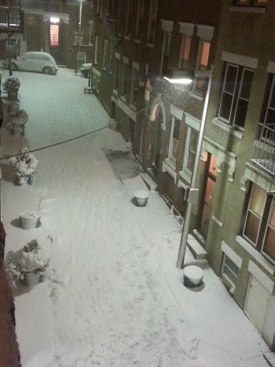 snow boston nemo