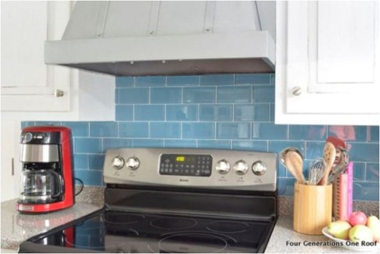 glass-tile-backsplash-in-rental-fourgenerationsoneroof