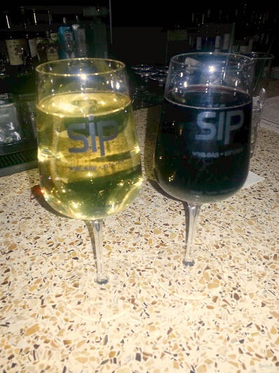 wine at sip
