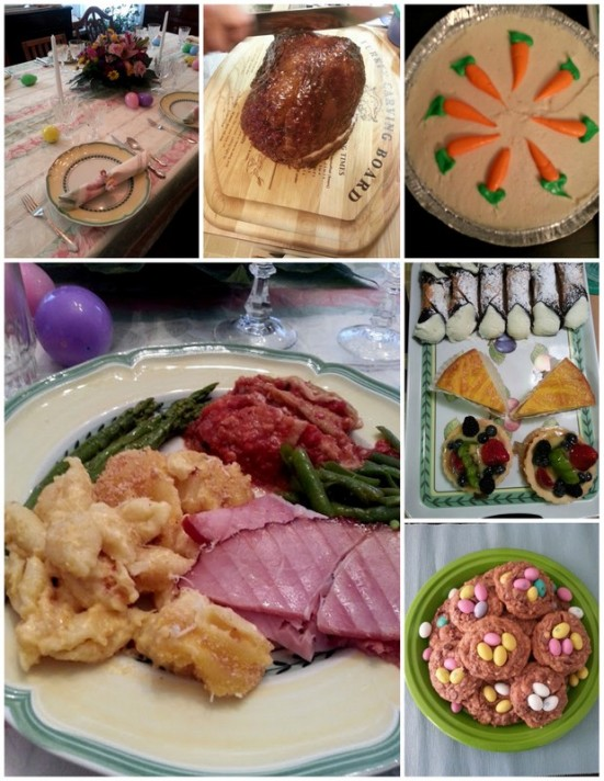 Easter food photos