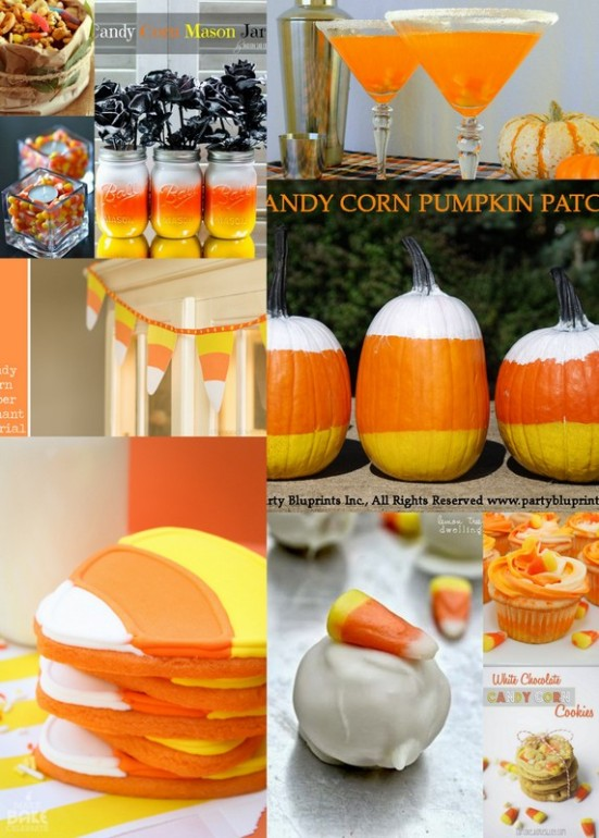 10 Candy Corn Ideas