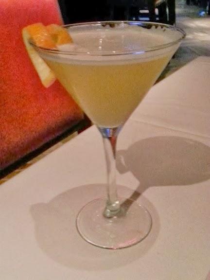 martini at del friscos