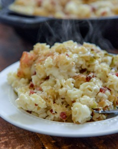 Skillet-Brussels-Bacon-Mac-I-howsweeteats.com-6